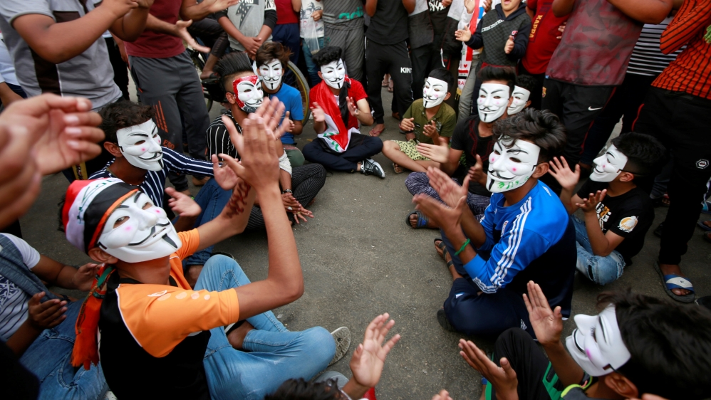 Iraq - Protest