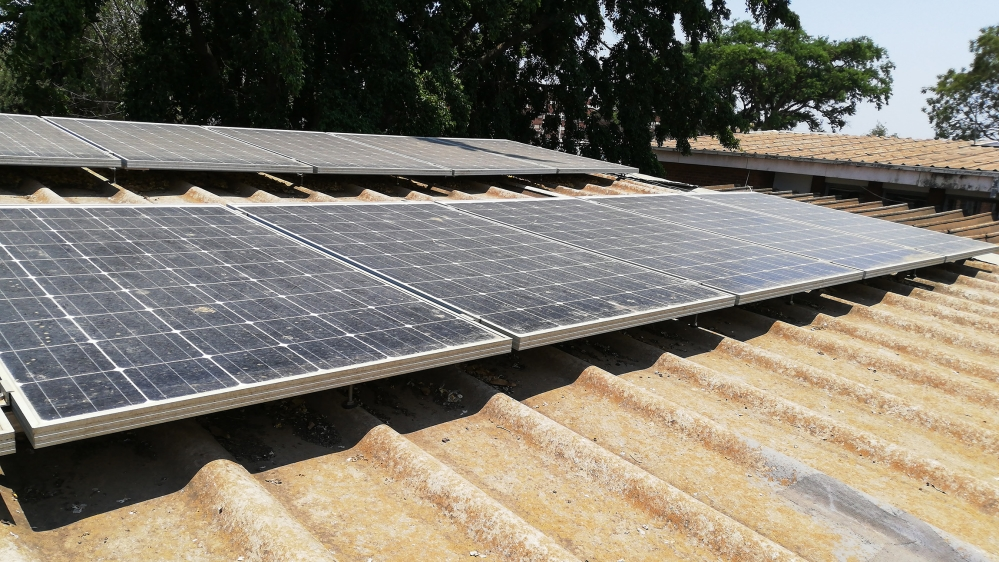 Zimbabwe turns to solar energy to reduce maternal mortality rate