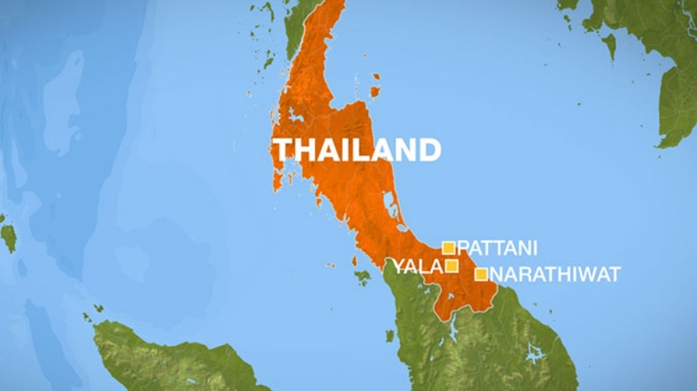 At least 15 killed in insurgents' attack in southern Thailand