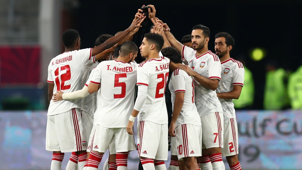 Gulf Cup - Group A - United Arab Emirates v Iraq