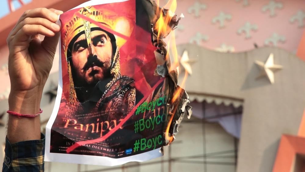 Bollywood S Panipat Irks Afghans Over Founding Father S Portrayal Afghanistan News Al Jazeera