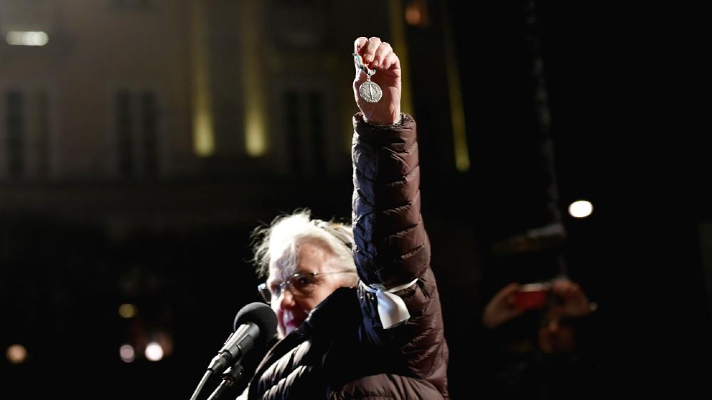Doctore to return Nobel medal in protest over genocide denier