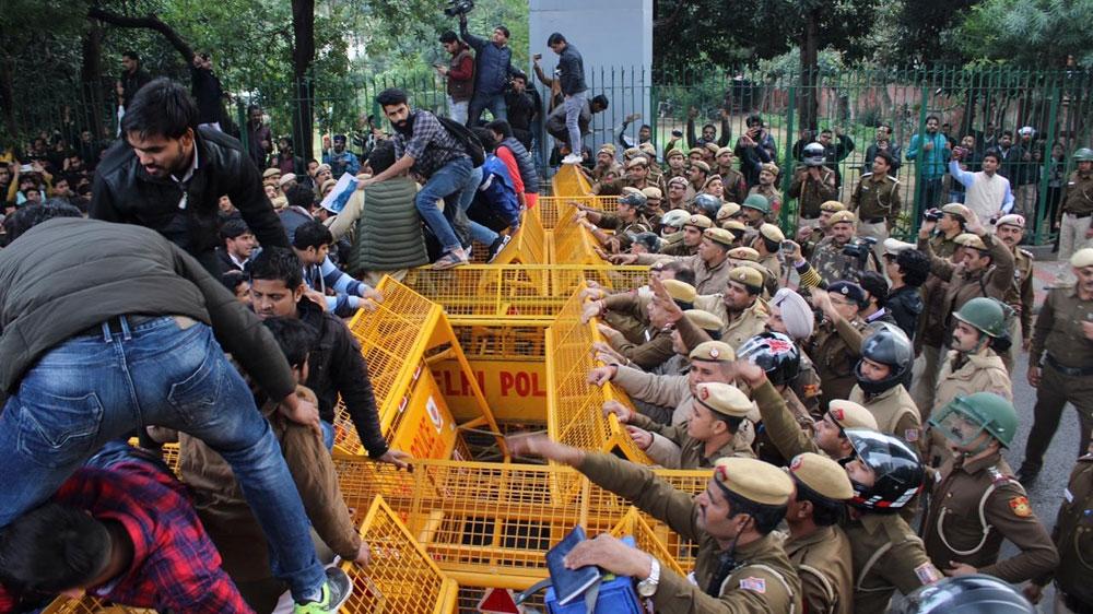 'Violent protests on CAA are unfortunate, distressing': PM Modi