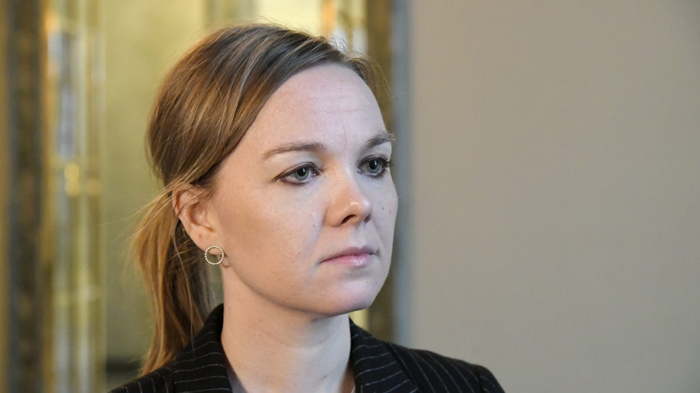 Finland minister apologises for Instagram poll on ISIL women
