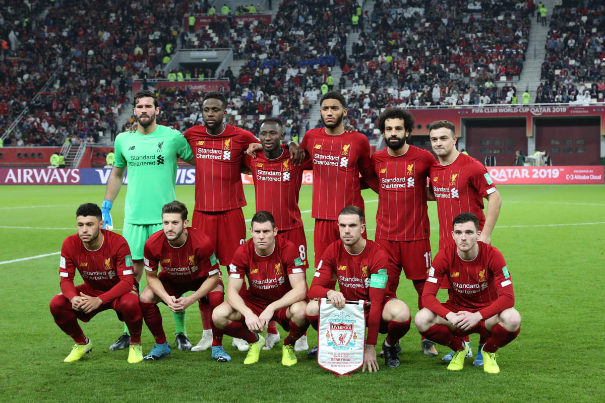 In Pictures: Liverpool reach Club World Cup final after ...