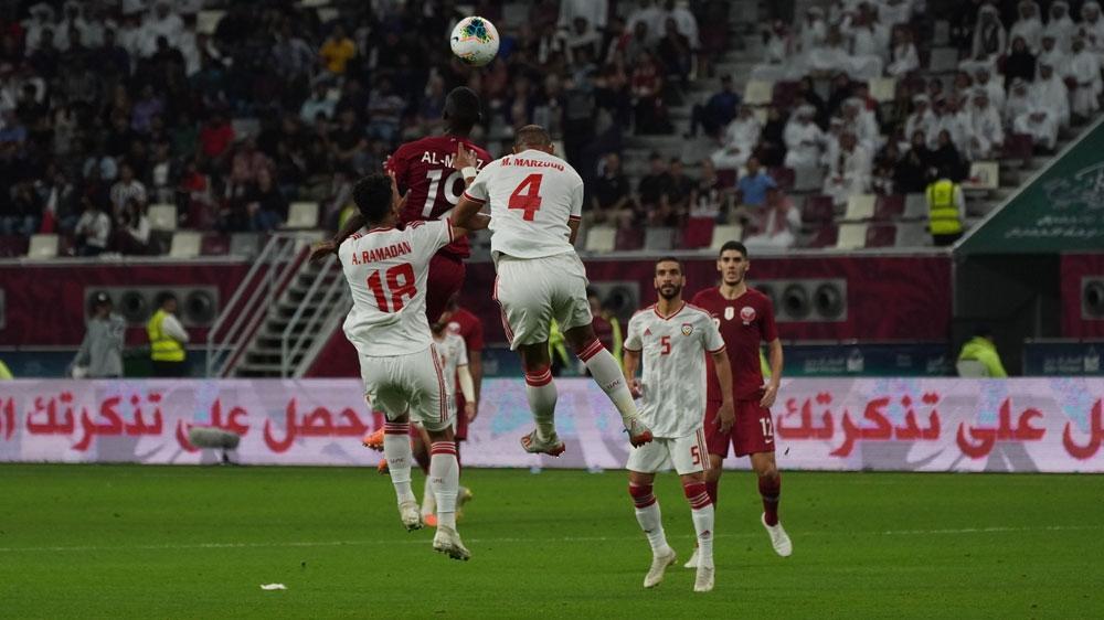 Qatar vs. UAE