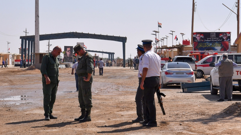 Syria rocket strike eliminates pro-Iran fighters: monitor thumbnail