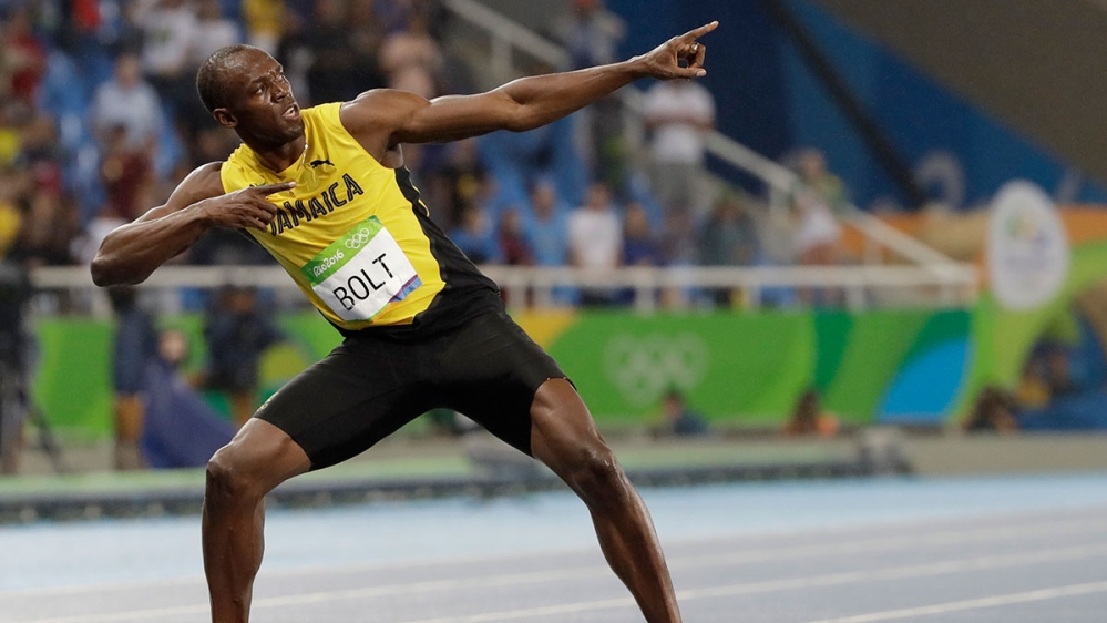 Bolt in 2016
