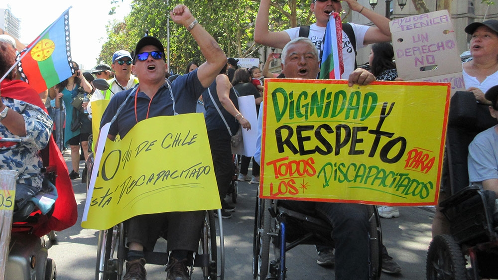 Chile disabilities
