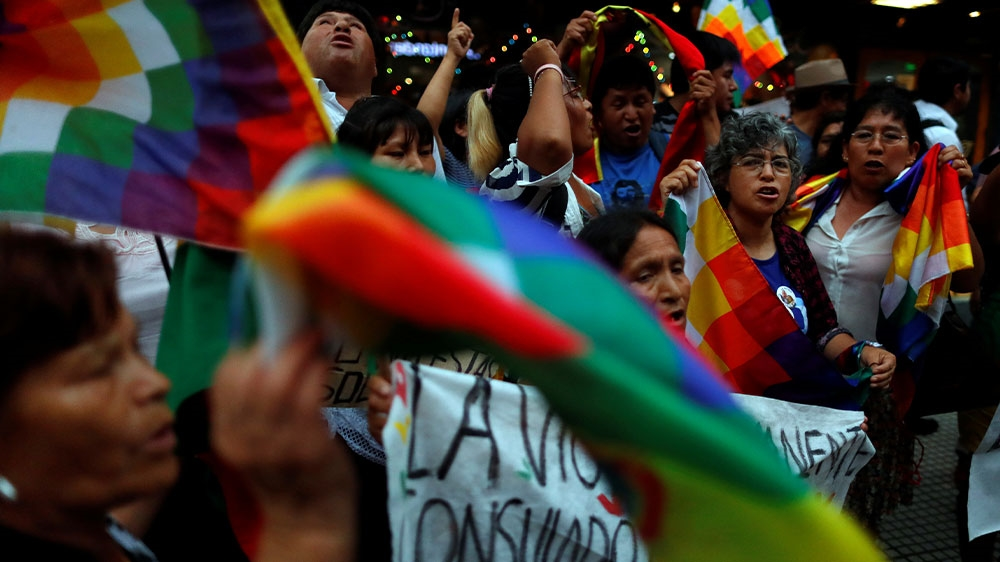 Bolivia expels Mexican, Spanish officials as diplomatic standoff heats up