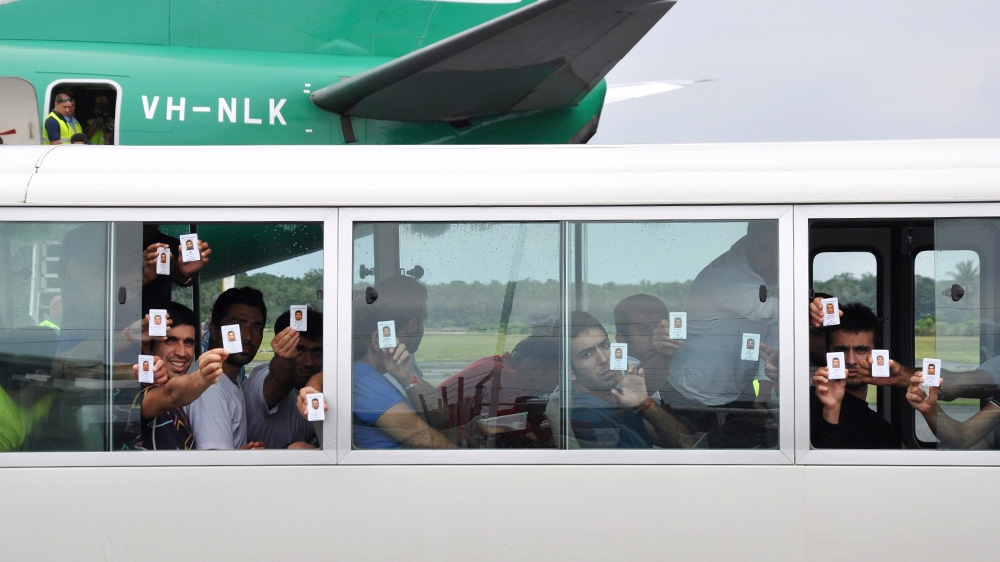 'Dark day': Australia repeals medical evacuation for refugees