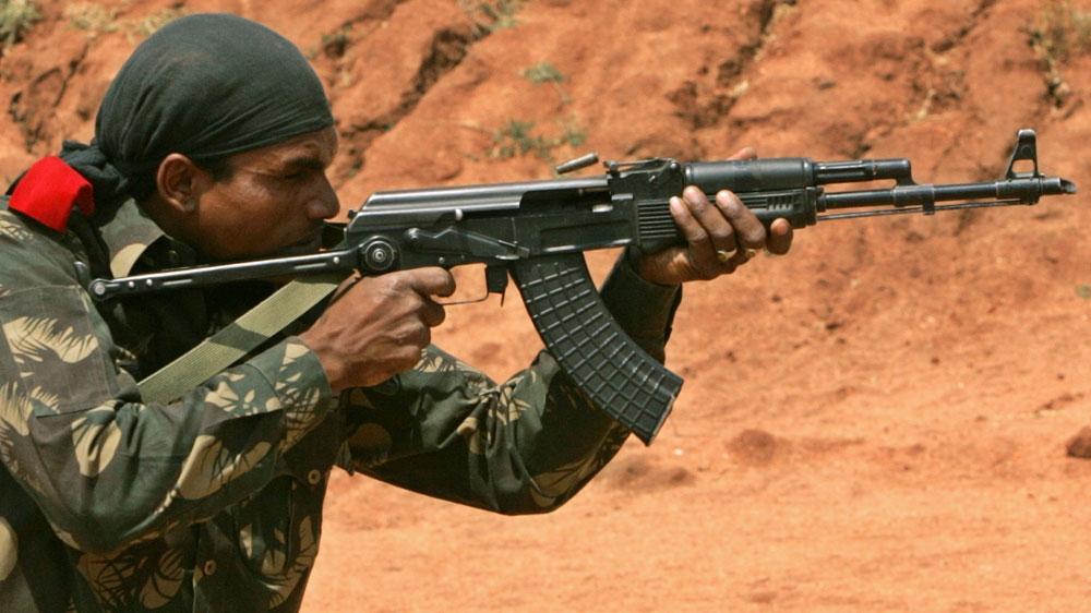 Indian forces, Chhattisgarh