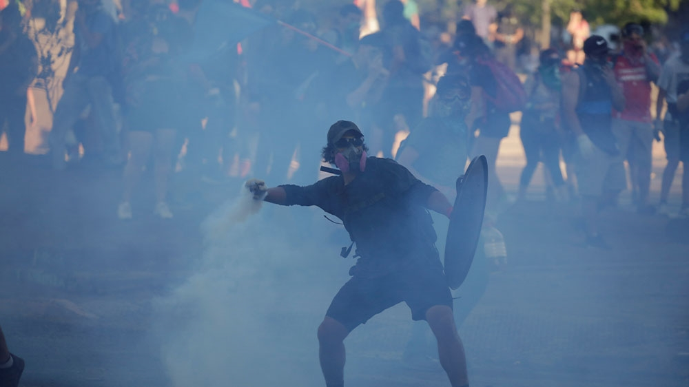 Chile protests 2