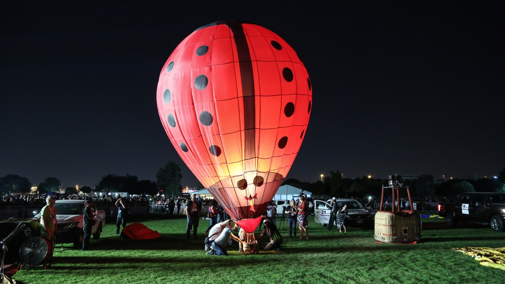 Qatar Hot Air Balloon Festival