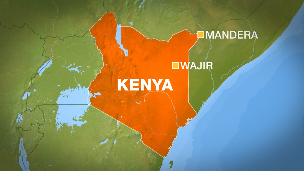 At least 10 killed in Kenya bus attack claimed by al-Shabab