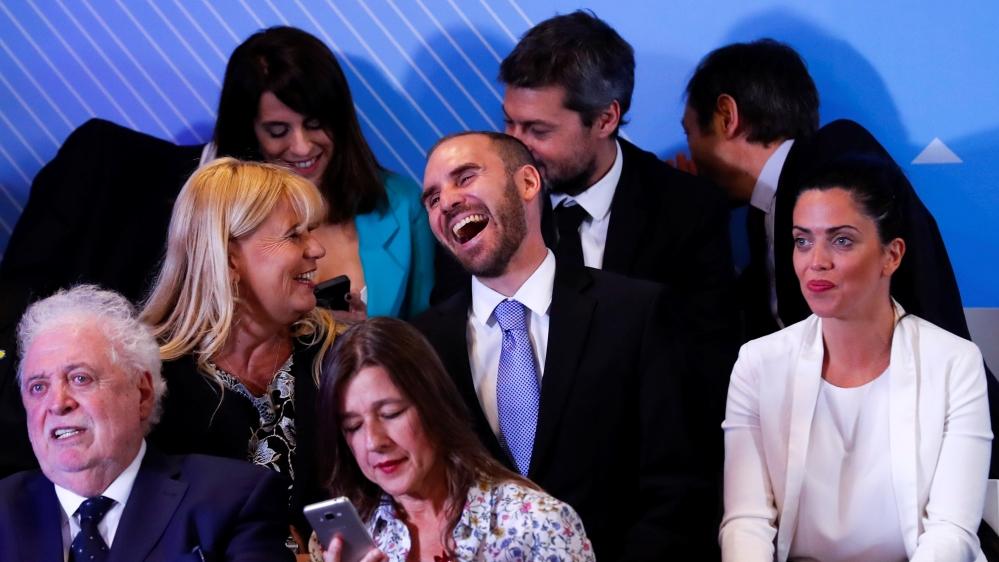 Argentina - Cabinet