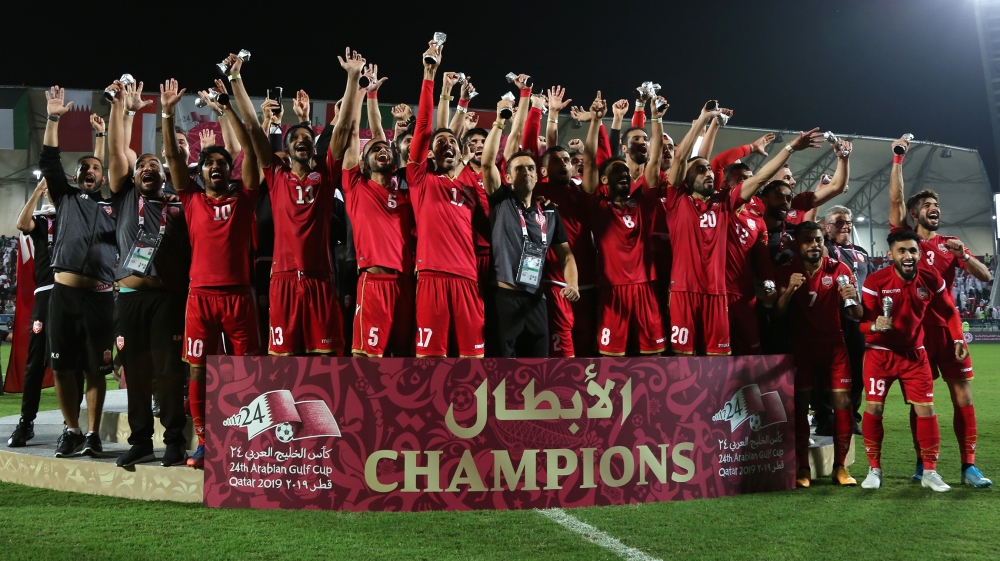 24th Arabian Gulf Cup [Showkat Shafi/Al Jazeera]