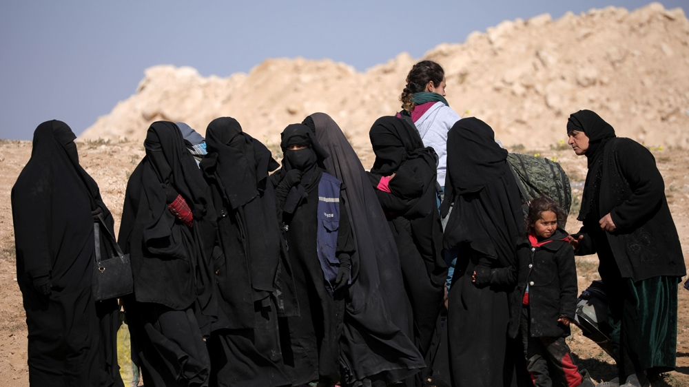Where will the women of ISIL go? thumbnail