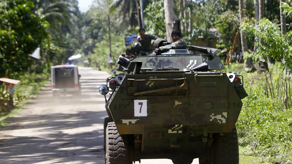 Philippine army in deadly battle with Abu Sayyaf after Jolo blast