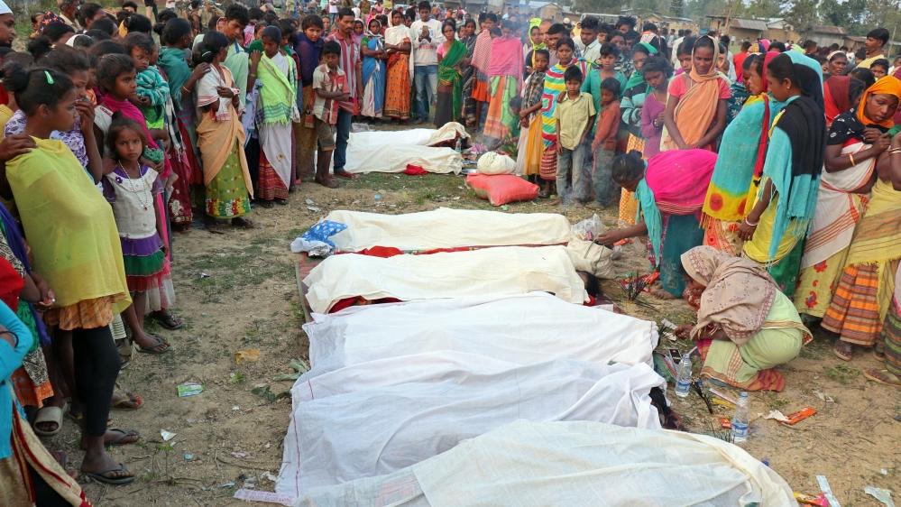 Tainted liquor kills dozens in India's Assam state