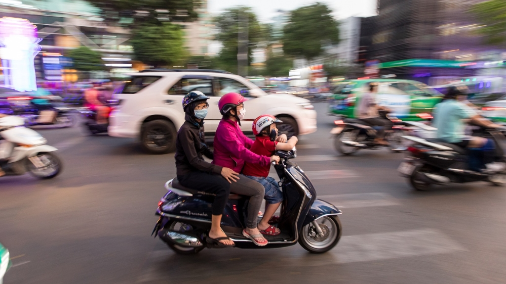 Vietnam's economy races ahead  But can it keep the wheels on