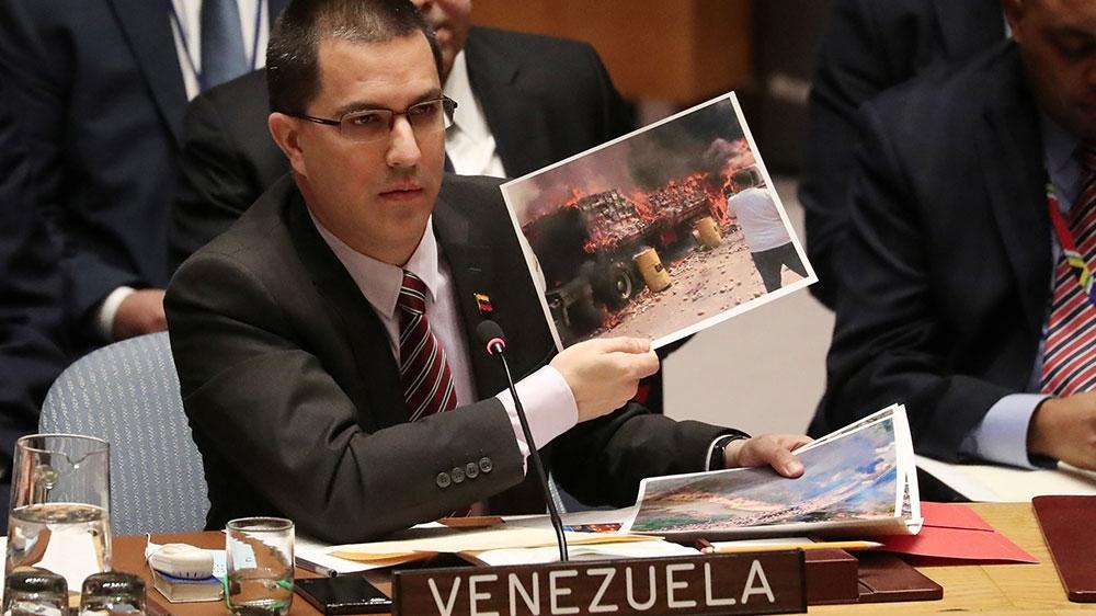 UNSC Venezuela
