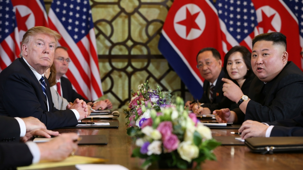North Korea may suspend talks with 'gangster-like' US: Diplomat