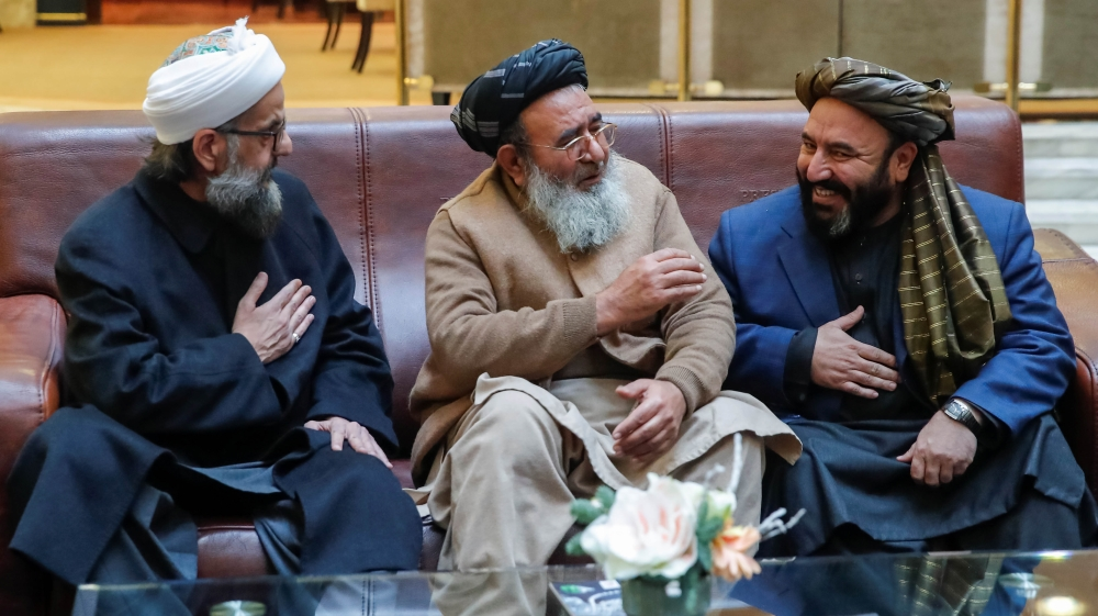 Taliban launch deadly attacks as they attend Afghan peace talks
