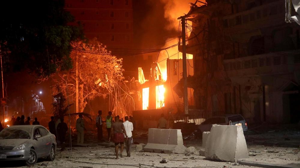 Somalia: Al-Shabaab siege ends in Mogadishu; at least 19 dead