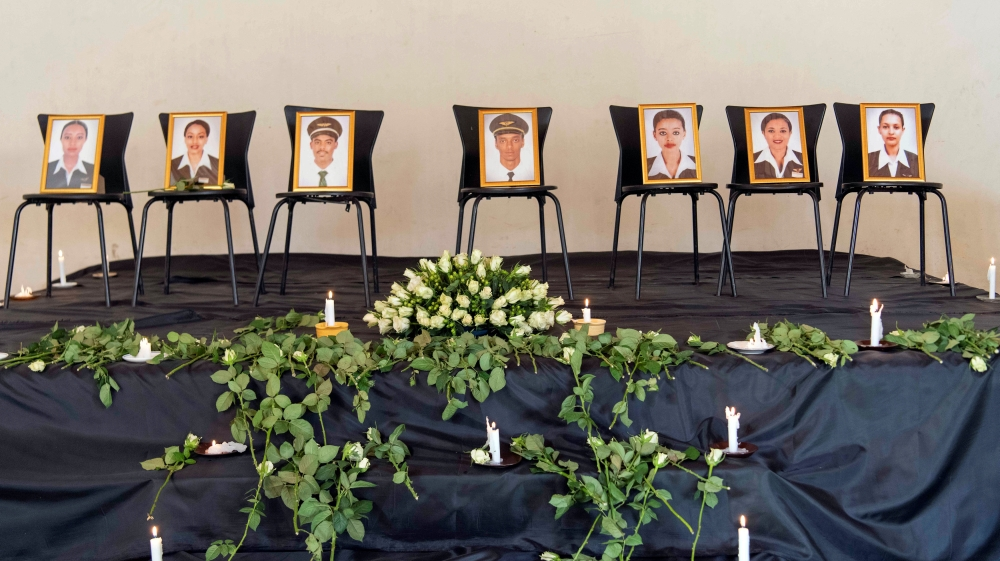 Ethiopia Airlines crash: Who were the victims? | Ethiopia