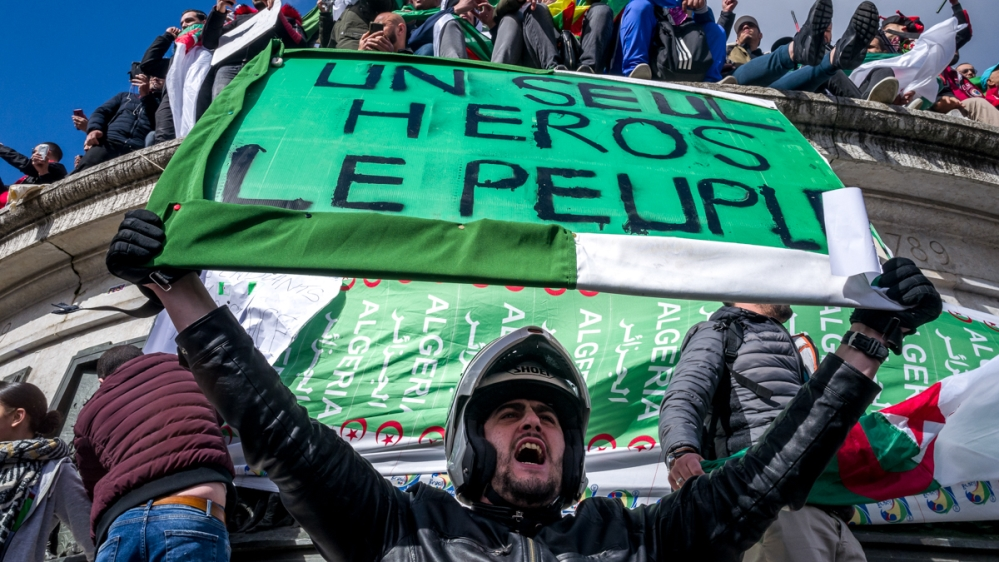 'This is our time; it's the time for Algerian people' thumbnail