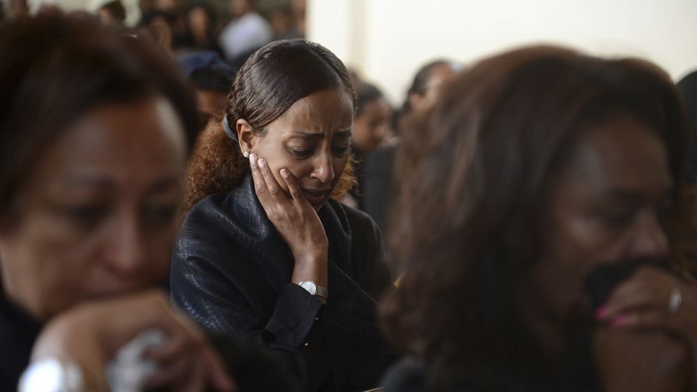 'Life won't be same': In Ethiopia, deep grief for crash victims thumbnail