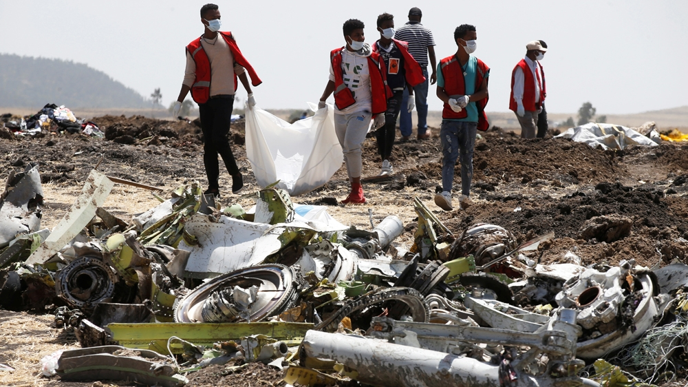 Image result for In Ethiopia, deep grief for crash victims