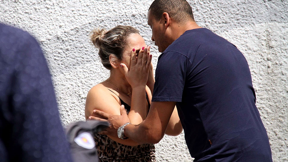 Students among eight killed in school shooting near Sao Paulo thumbnail