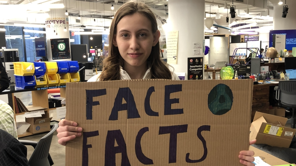 Beware the kids: US youth to join strike for climate thumbnail