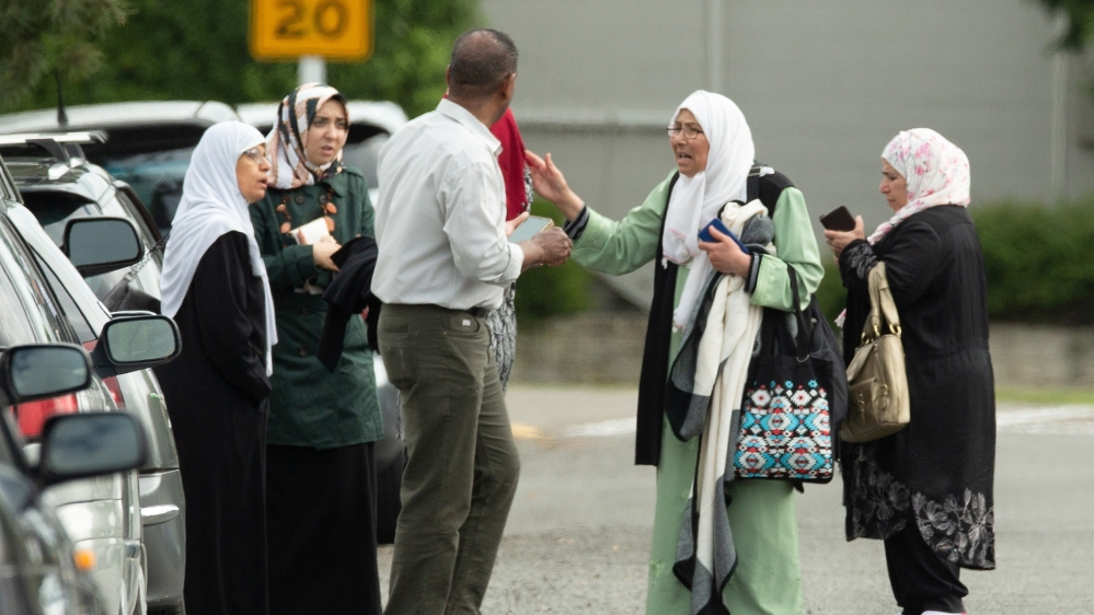 New Zealand PM: Dozens killed in 'terrorist' attack on