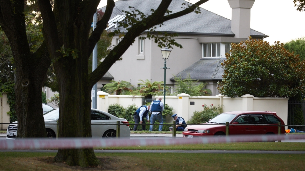 New Zealand PM: Dozens killed in 'terrorist' attack on mosques | New