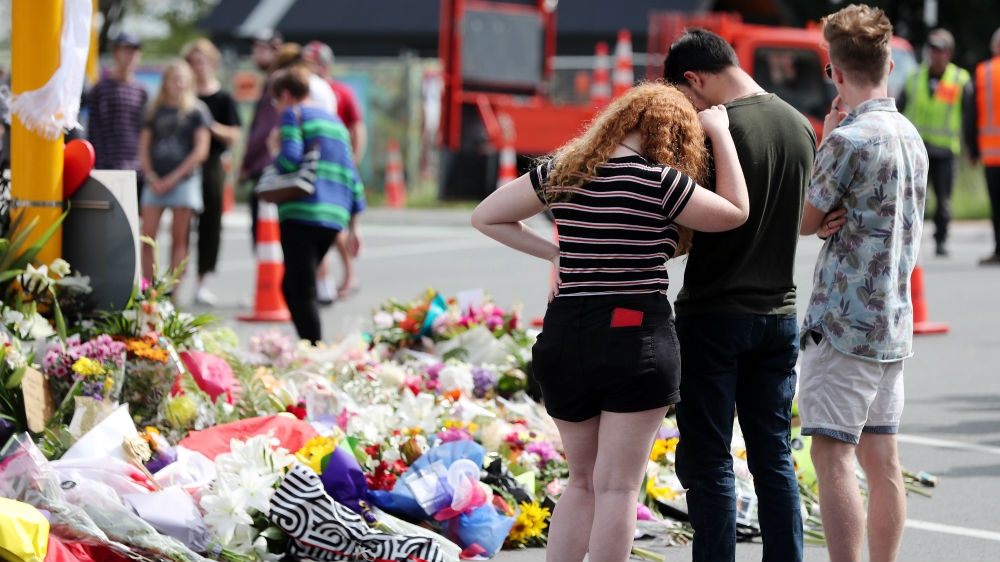 Christchurch Massacre: New Zealand Mosque Attack Suspect Brenton Tarrant Grins In