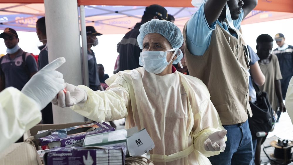 Mozambique: Cholera, malaria cases reported in cyclone-hit Beira thumbnail