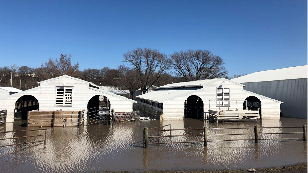 USA warns of more big floods throughout the country this spring