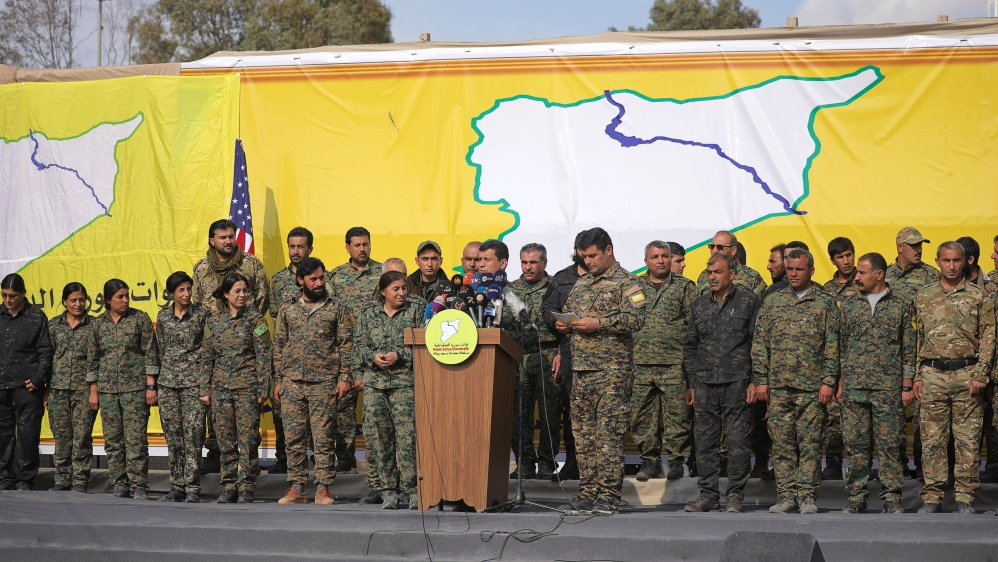 'Taste of victory' for SDF, but ISIL threat remains
