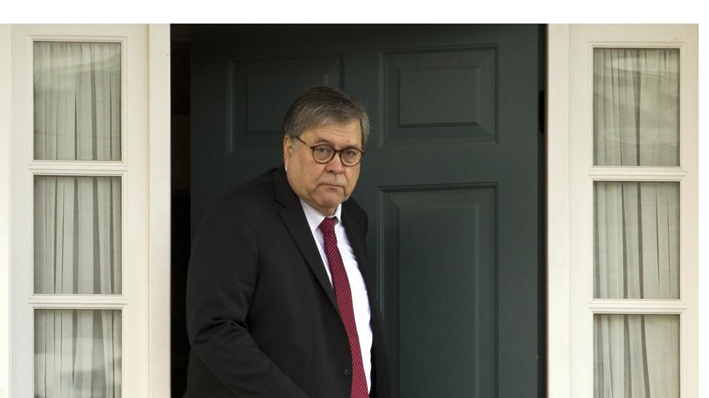 US Democrats call on Barr to release full Mueller report    News   Al Jazeera