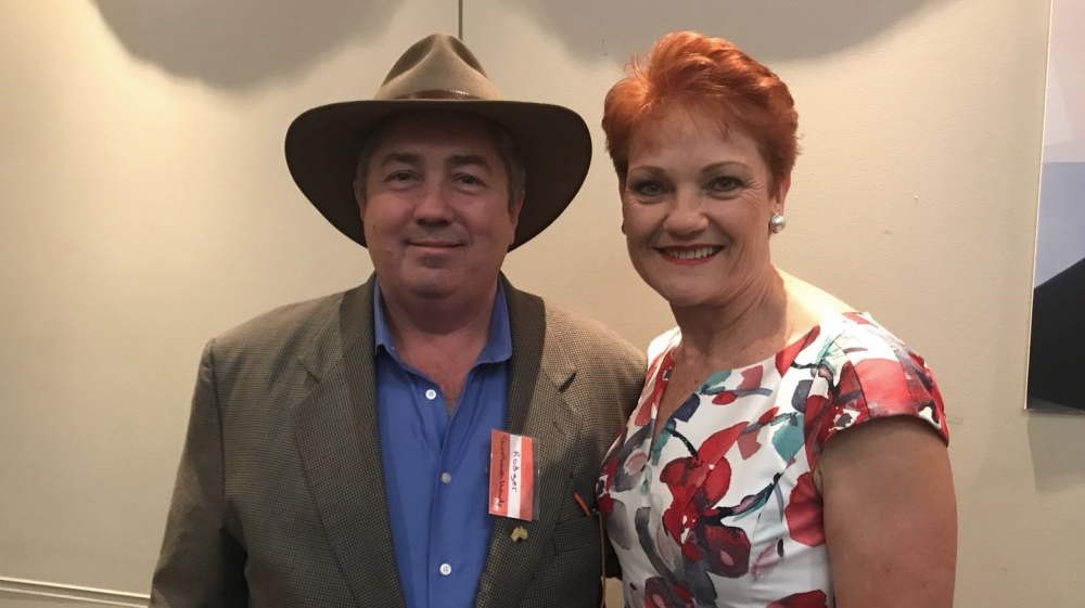 Pauline Hanson Queries Port Arthur Massacre In Video