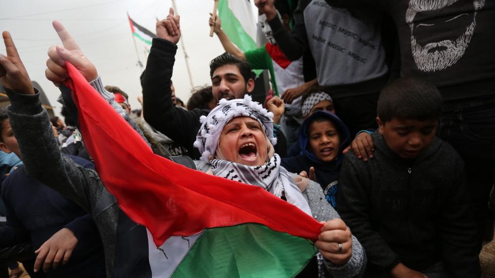 Strefa Gazy: w protestach zginęło 3 Palestyńczyków