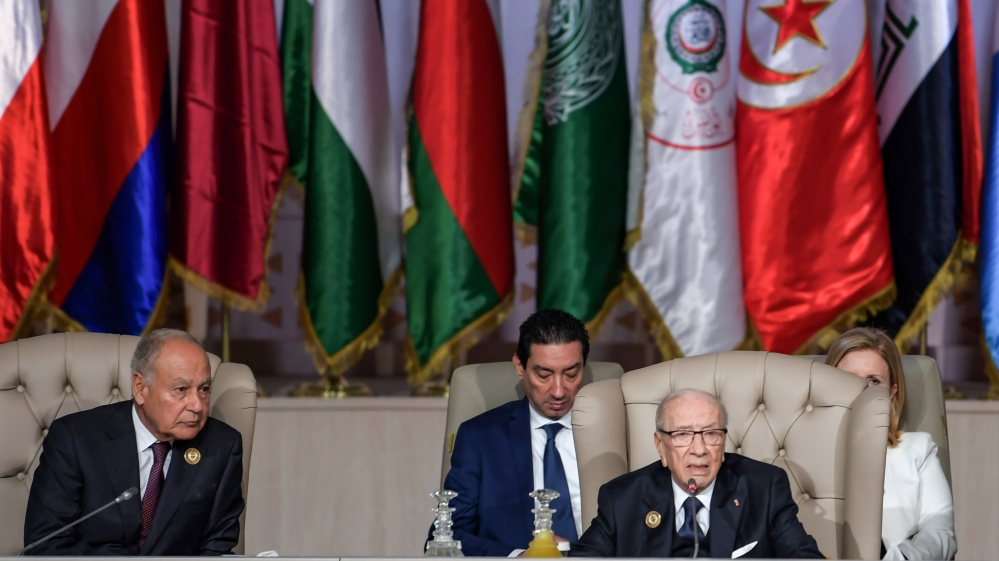 Palestine, Golan Heights take centre stage at Arab League summit thumbnail