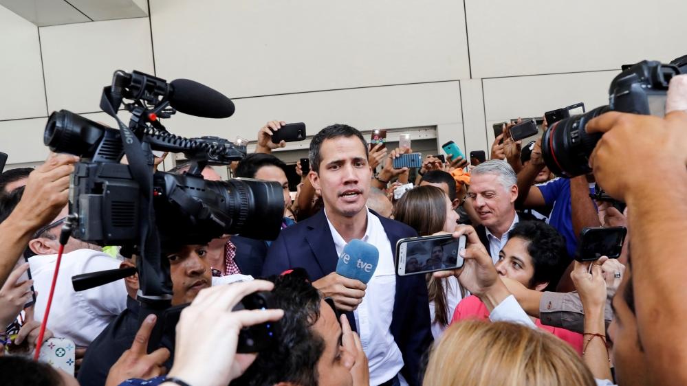 Venezuela In Crisis All The Latest Updates News Al Jazeera