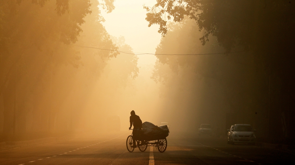 India has the world's worst air pollution: report thumbnail