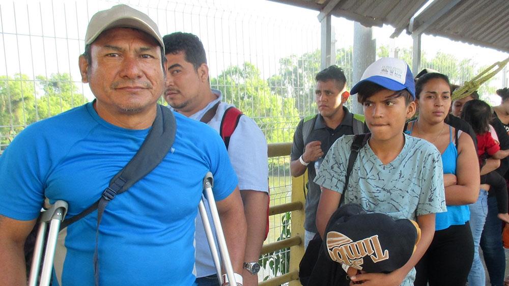 War, amputation, refuge: A Salvadoran migrant's story thumbnail