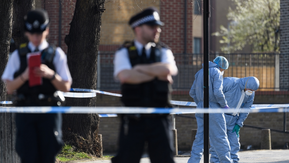 British government vows to tackle 'scourge' of deadly knife-crime thumbnail