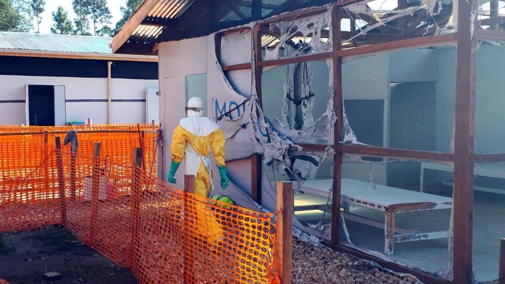 Toxic' atmosphere undermining DRC Ebola outbreak response
